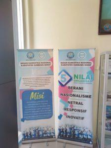 Visi dan Misi BNN Kabupaten Sumbawa Barat