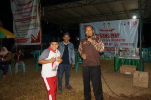 Hari Pramuka Ke 58, BNNK Sumbawa Barat Memberikan Sosialisasi P4GN: Cegah Narkoba Melalui Kegiatan Pramuka