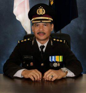 AKBP CHEPPY AHMAD HIDAYAT, S.Ag.